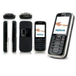 Nokia 6233 fekete kártyafüggetlen használt készülék