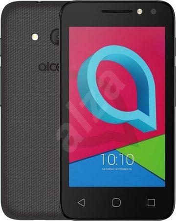 Alcatel U3 új, kártyafüggetlen készülék, fekete színben