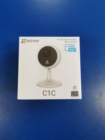 Ezviz C1C Full HD IP Kamera 130°-os látószöggel, 256GB-os bővíthetőséggel, éjjellátó funkcióval
