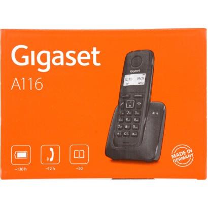 Gigaset A116 Hordozható Otthoni Telefon