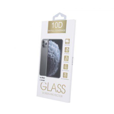 iPhone 12 Pro Max (6.7) 3D üvegfólia fekete színben