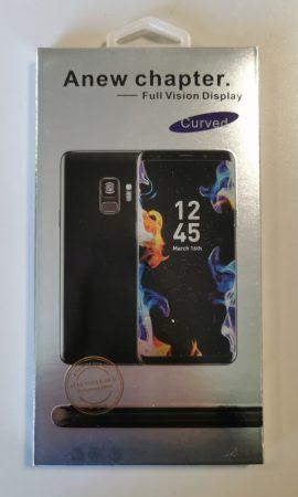 Samsung Galaxy Note 10 3D üvegfólia nem kivágott, ujjlenyomat-olvasóval együttműködik