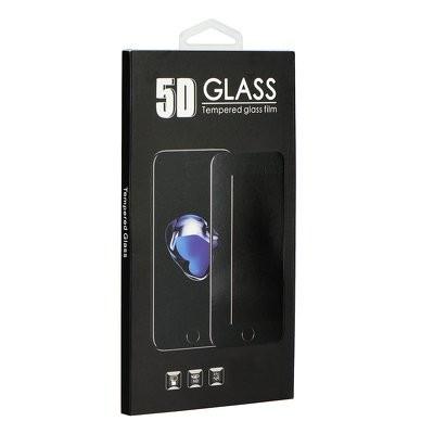 Samsung Galaxy A21s 3D üvegfólia fekete színben