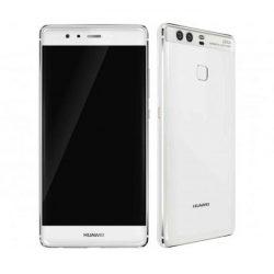 Huawei P9 fehér színű, gyárilag kártyafüggetlen szép állapotú okostelefon