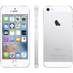 Apple iPhone SE 16 GB fehér-ezüst színű újszerű állapotú mobiltelefon