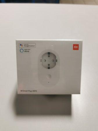 Xiaomi Mi Smart Plug (WiFi) okos konnektor