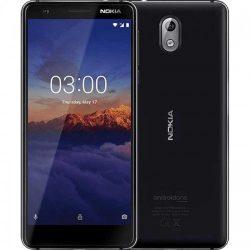 Nokia 3.1 új, karcmentes, gyári tartozékaival ellátott, vodafone-os készülék fekete színben