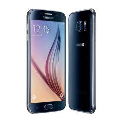Samsung Galaxy S6 független használt karcmentes készülék 32 GB tárhellyel kék színben