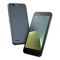 Vodafone Smart E8 új, karcmentes, vodafone-os okostelefon fekete színben